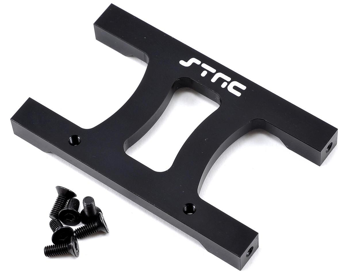 """ST Racing Concepts SCX10 Aluminum Chassis """"H"""" Brace (Black)"""