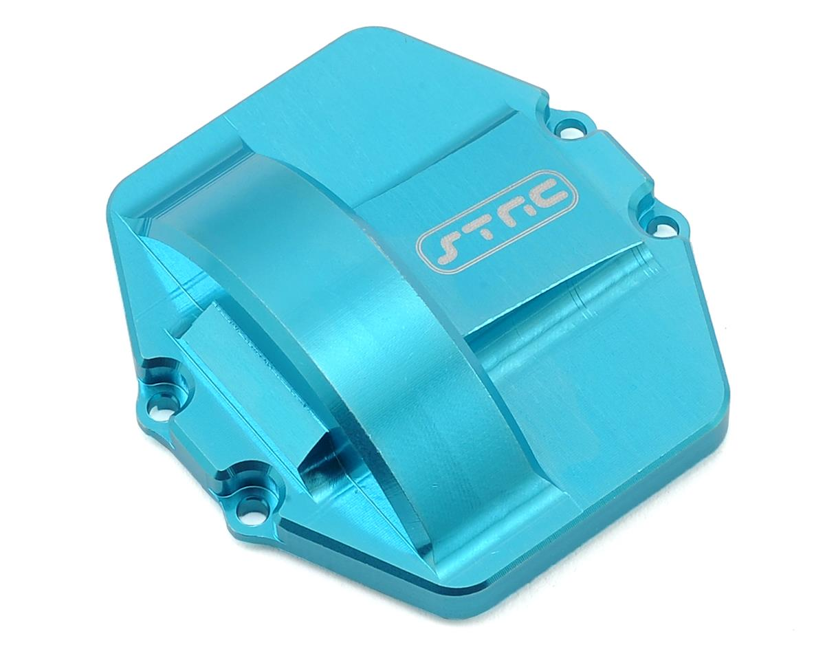 Aluminum V3 AR60 Differential Cover (Blue) by ST Racing Concepts