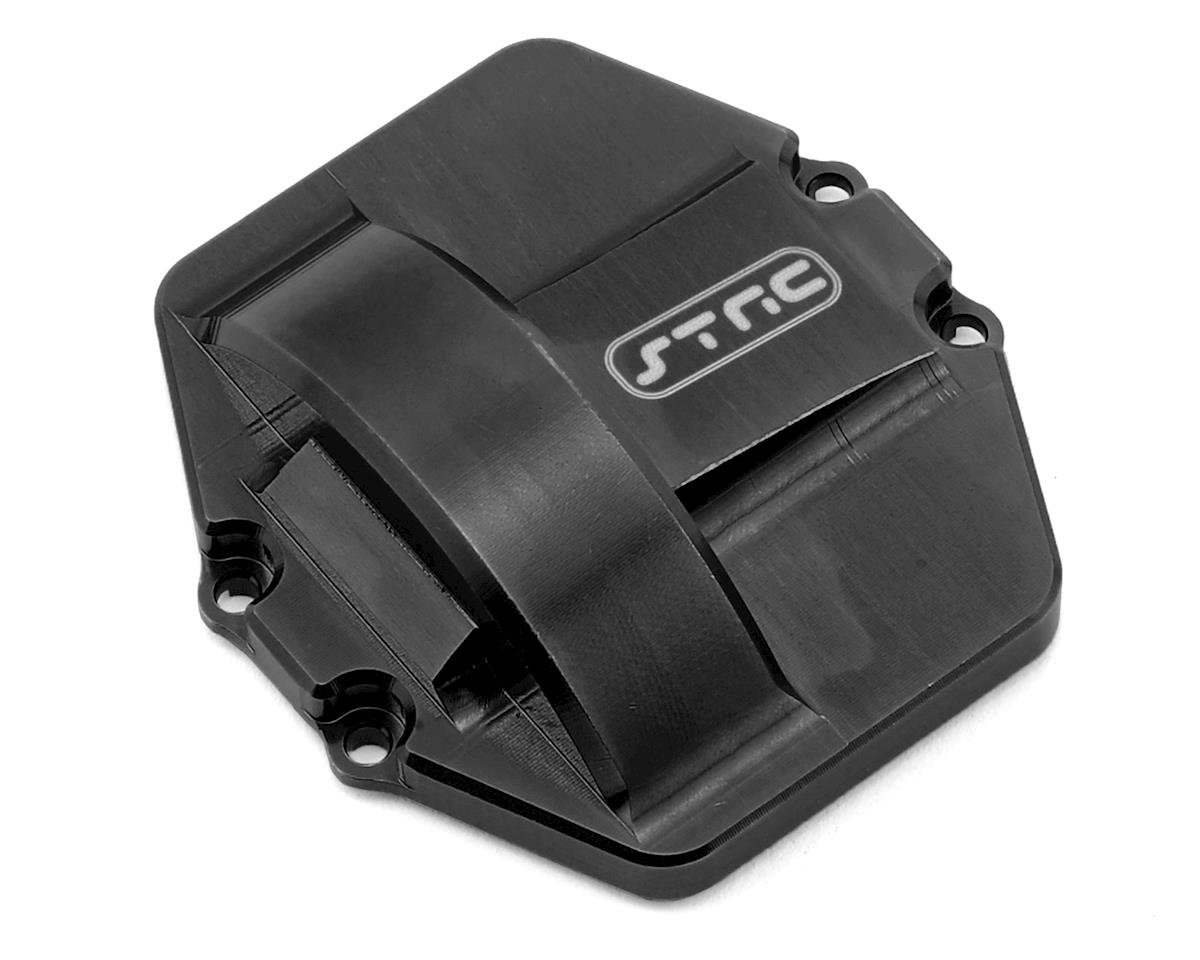 Aluminum V3 AR60 Differential Cover (Black) by ST Racing Concepts