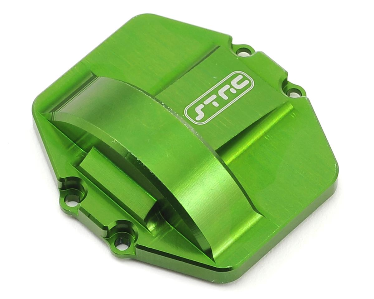 ST Racing Concepts Aluminum V3 AR60 Differential Cover (Green)