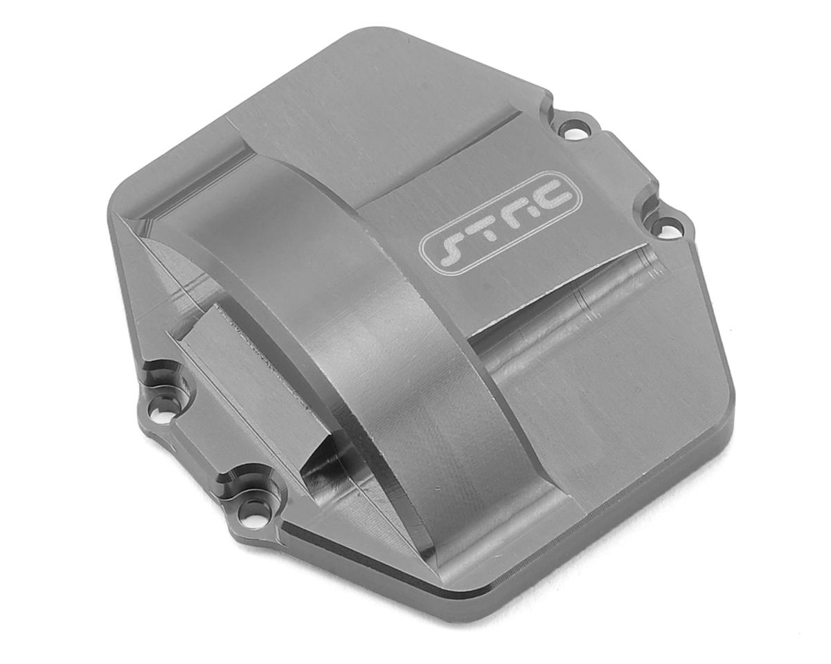 Aluminum V3 AR60 Differential Cover (Gun Metal) by ST Racing Concepts