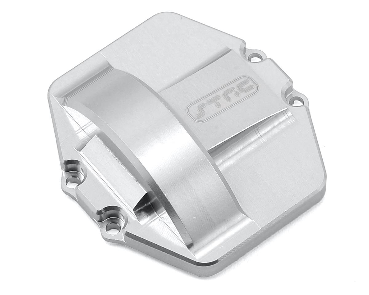 Aluminum V3 AR60 Differential Cover (Silver) by ST Racing Concepts