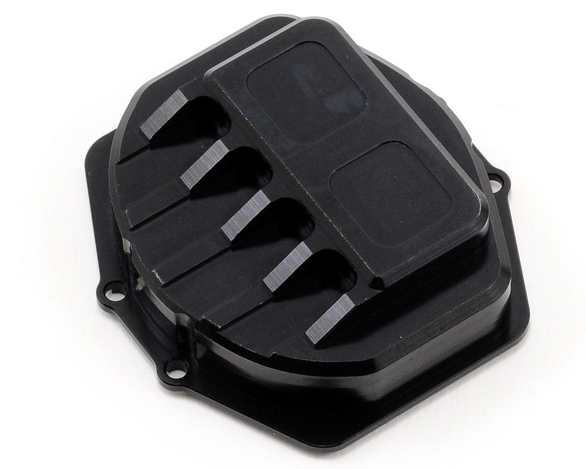 ST Racing Concepts Aluminum HD Diff Cover (Black)