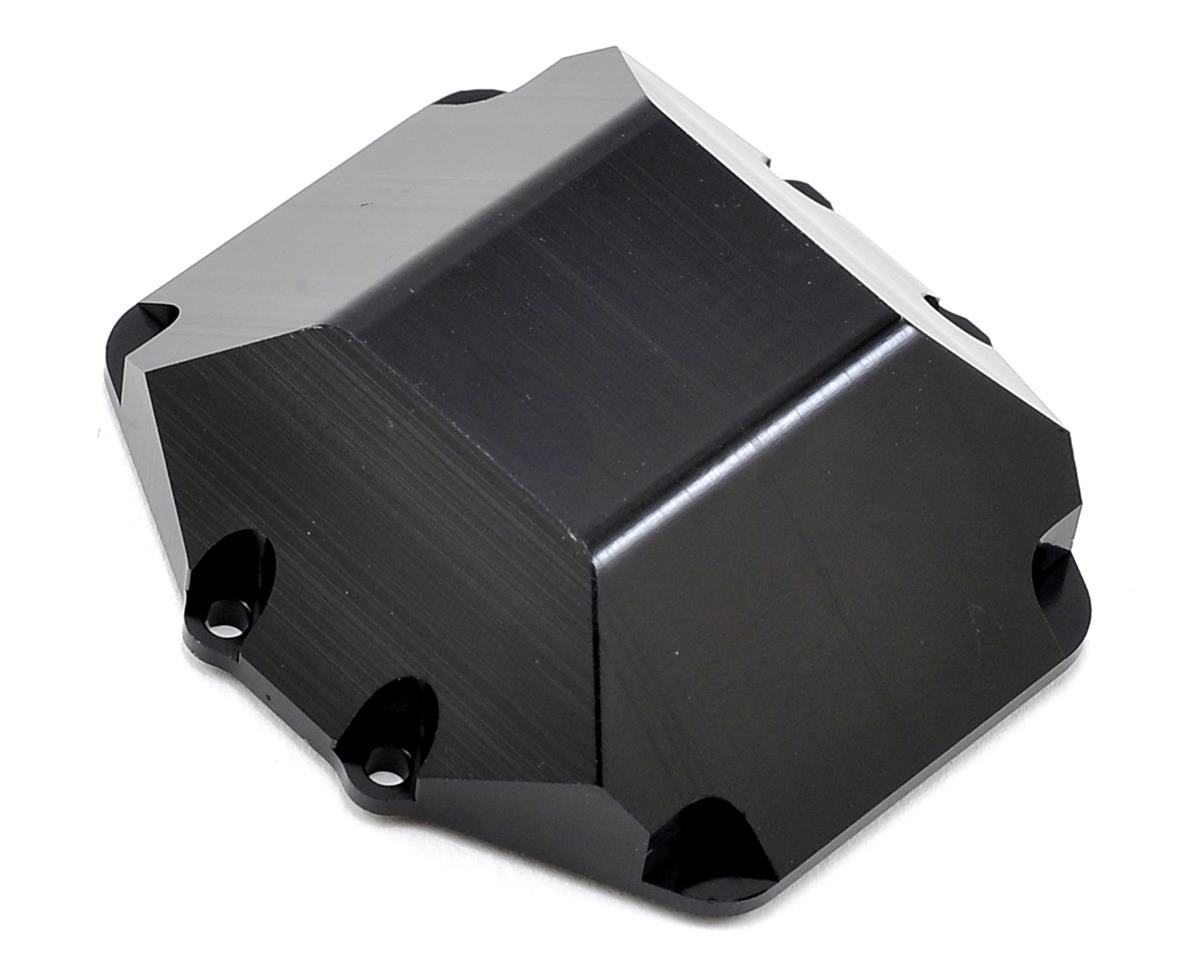ST Racing Concepts Aluminum V2 HD Differential Cover (Black)