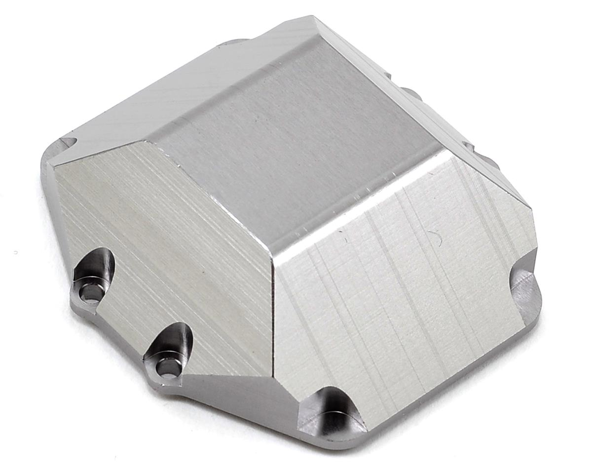 Aluminum V2 HD Differential Cover (Gun Metal) by ST Racing Concepts