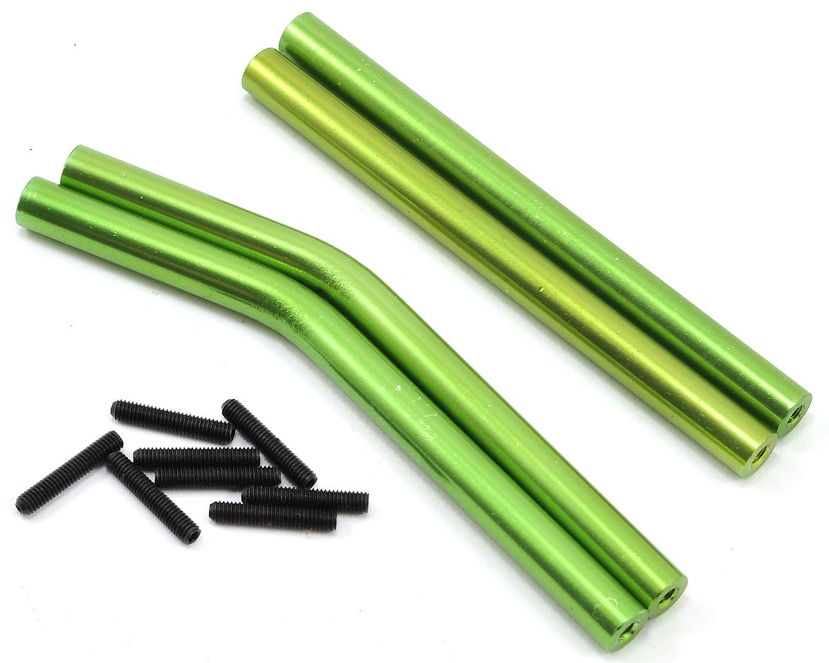 ST Racing Concepts Wraith Aluminum Upper & Lower Suspension Link Set (Green)