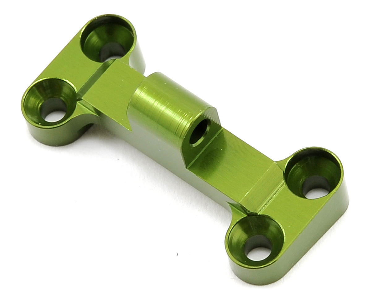 ST Racing Concepts Aluminum HD Front Bumper Mount (Green)