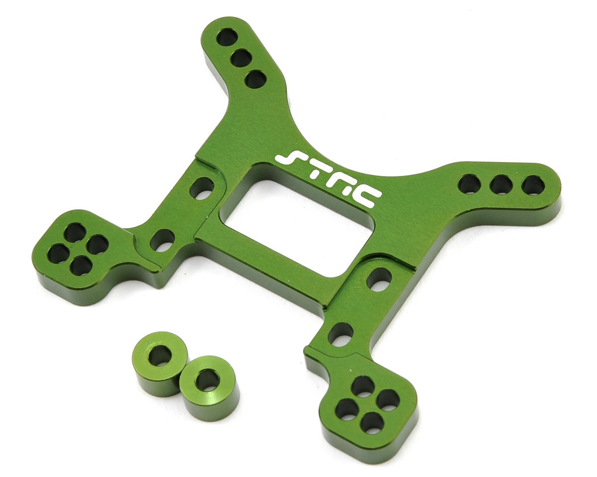 ST Racing Concepts Aluminum HD Front Shock Tower (Green)