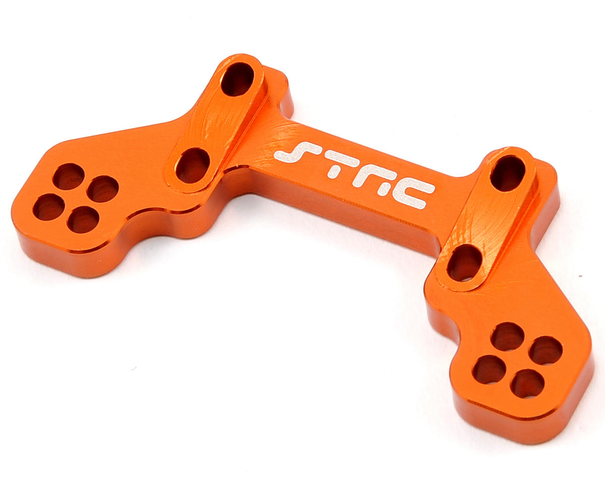 ST Racing Concepts Aluminum HD Rear Camber Link Mount (Orange)