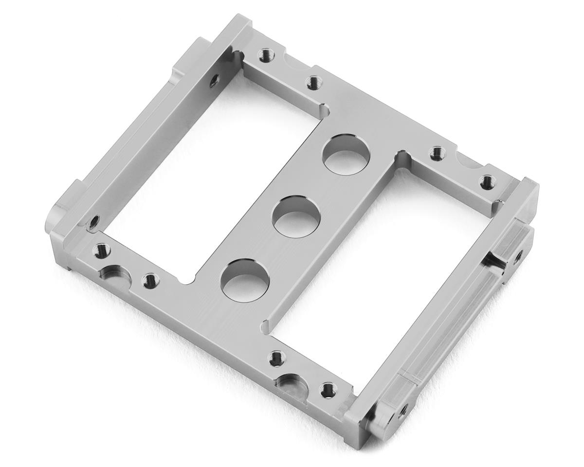 ST Racing Concepts Enduro Aluminum Front Servo Mount Tray (Silver)