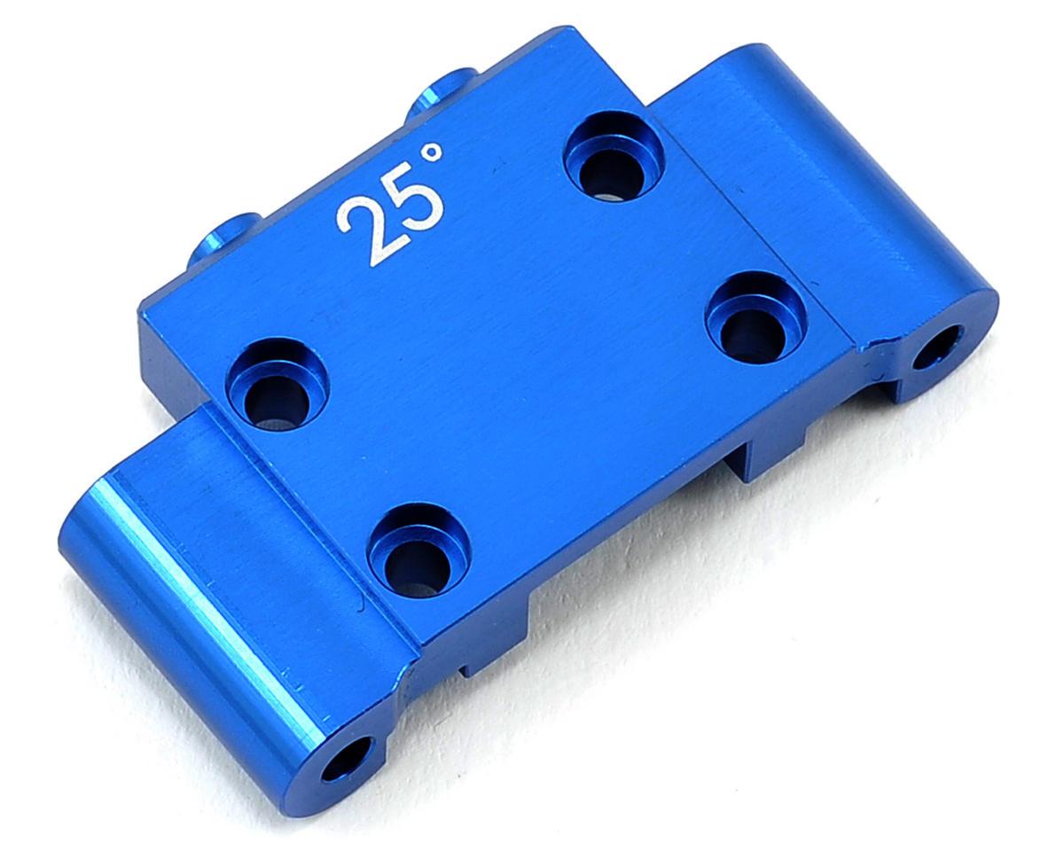ST Racing Concepts B5/B5M Aluminum Front Bulkhead (Blue)