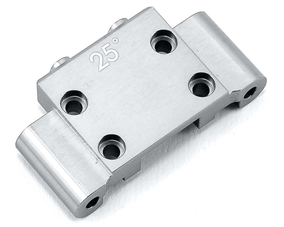 ST Racing Concepts B5/B5M Aluminum Front Bulkhead (Silver)