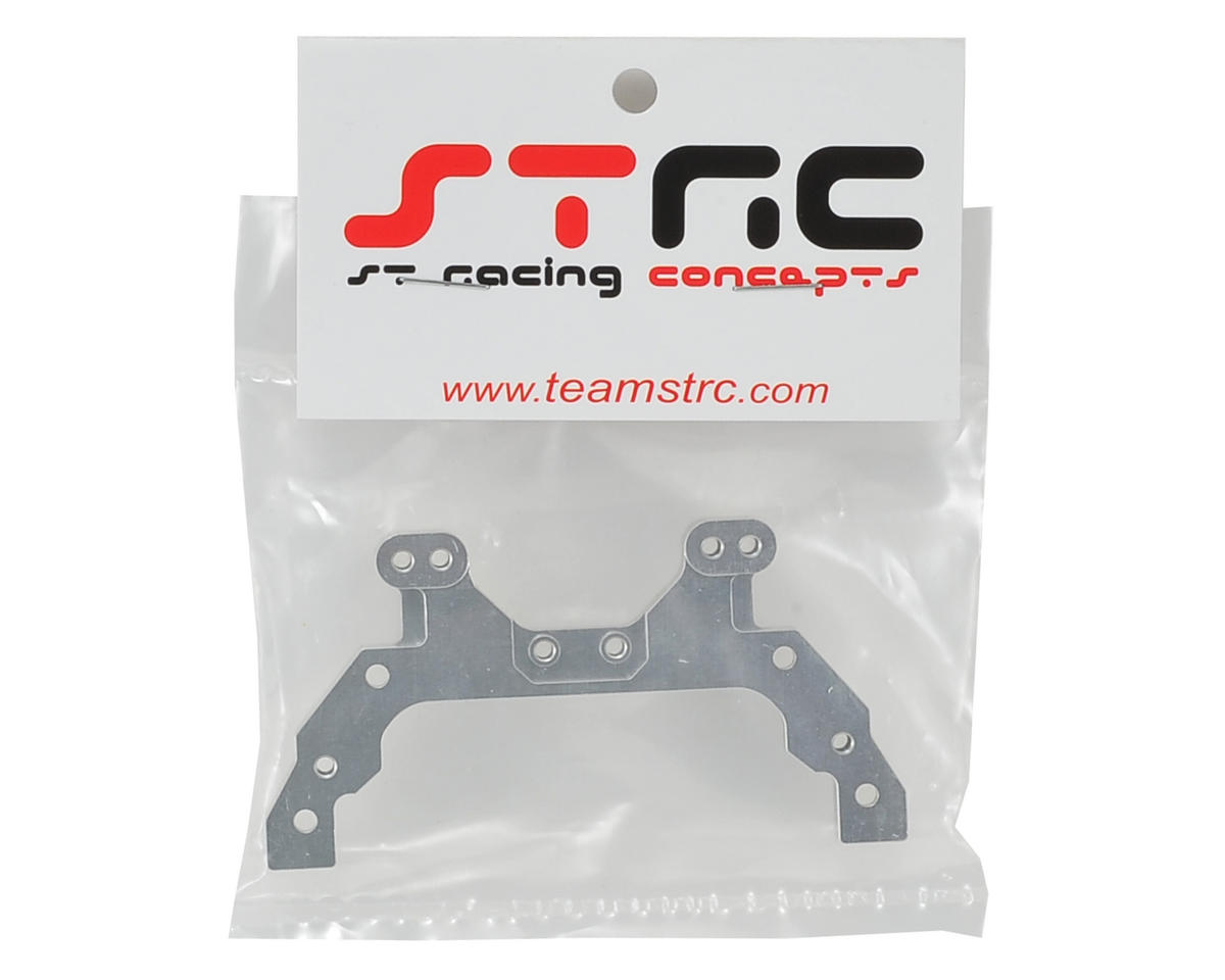 ST Racing Concepts B5 Aluminum Rear Chassis Brace (Silver)