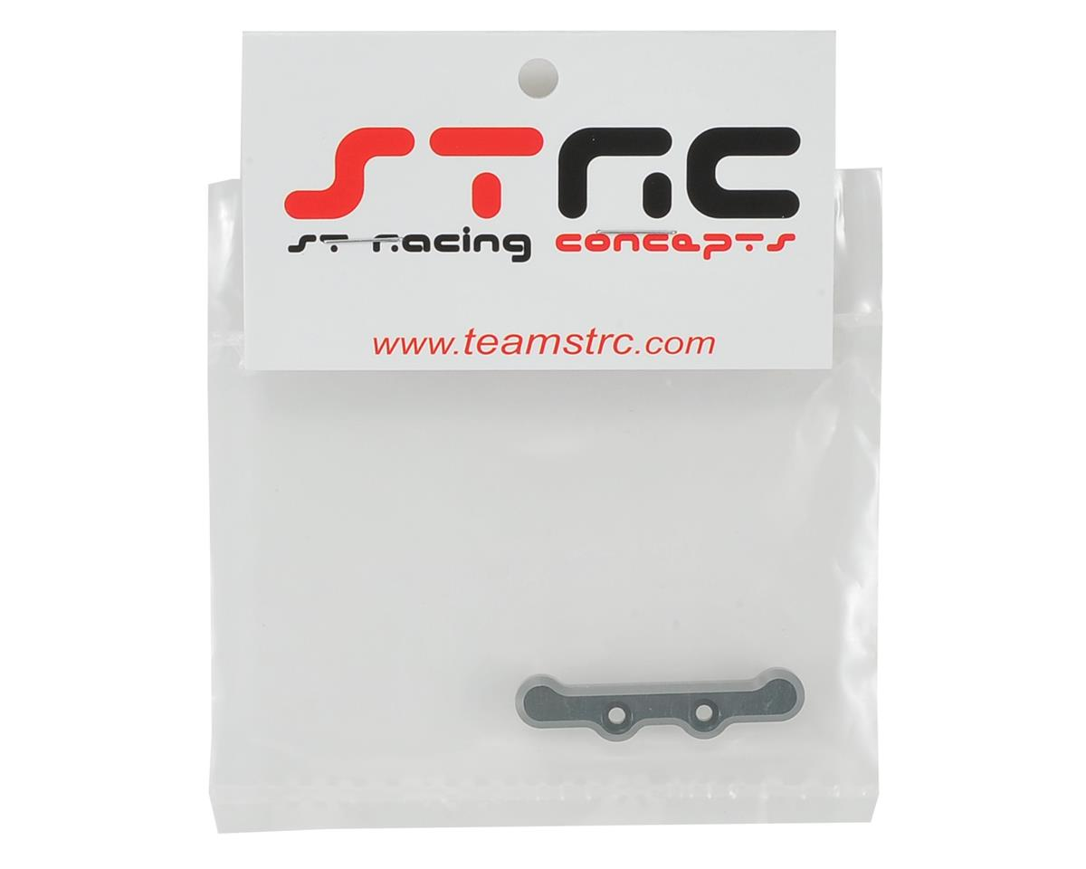 ST Racing Concepts B5/B5M Aluminum HD Front Hinge Pin Brace (Gun Metal)