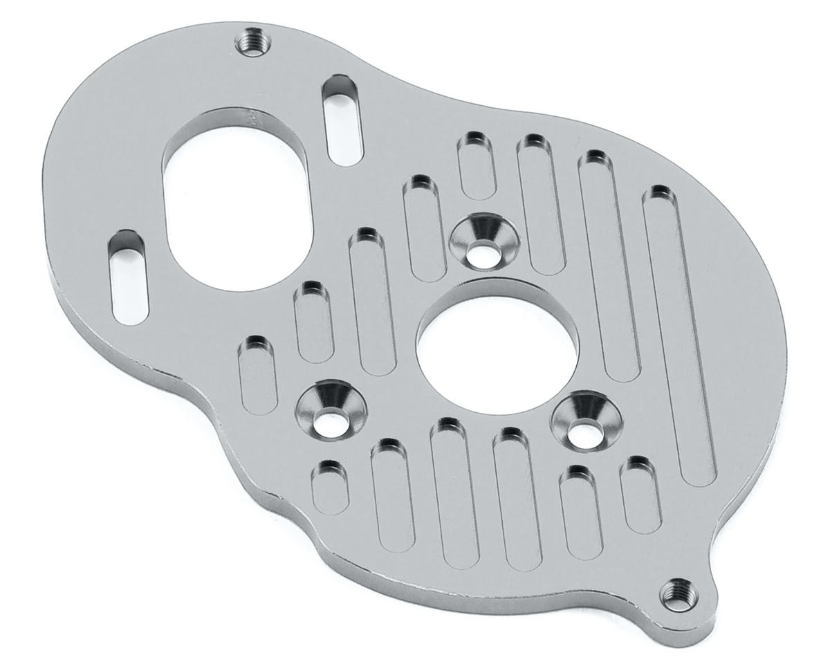 ST Racing Concepts B5/B5M Aluminum Motor Mount Plate (Silver) (4-Gear & B5)