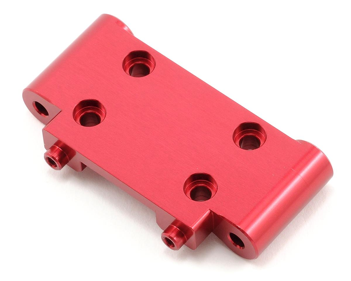 ST Racing Concepts Aluminum Front Bulkhead (Red)