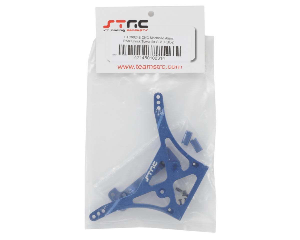 ST Racing Concepts HD Rear Shock Tower (Blue)