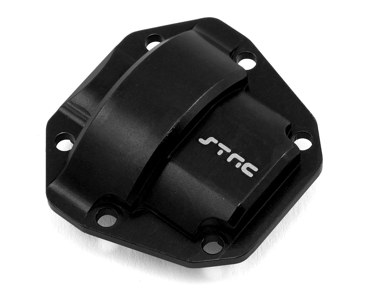 ST Racing Concepts HPI Venture Aluminum Diff Cover (Black)