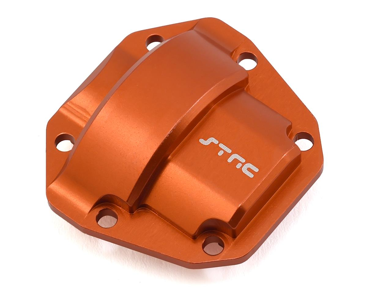 ST Racing Concepts HPI Venture Aluminum Diff Cover (Orange)
