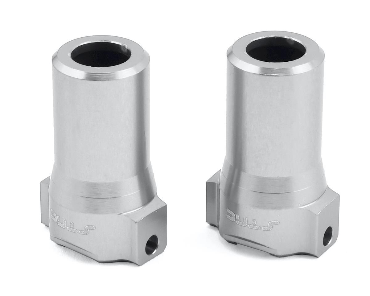 ST Racing Concepts HPI Venture Aluminum Precision Rear Lockout (Silver) (2)