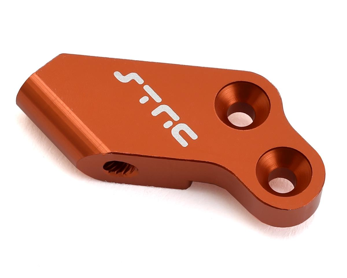ST Racing Concepts HPI Venture Aluminum Upper Panhard Mount (Orange)
