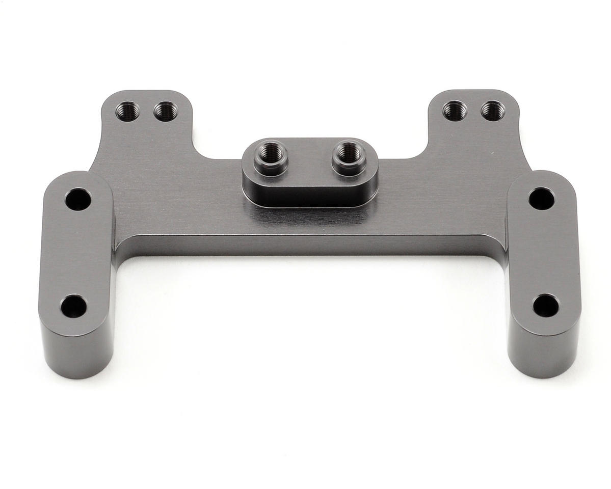 Aluminum Rear Camber Link Mount (Gun Metal) by ST Racing Concepts