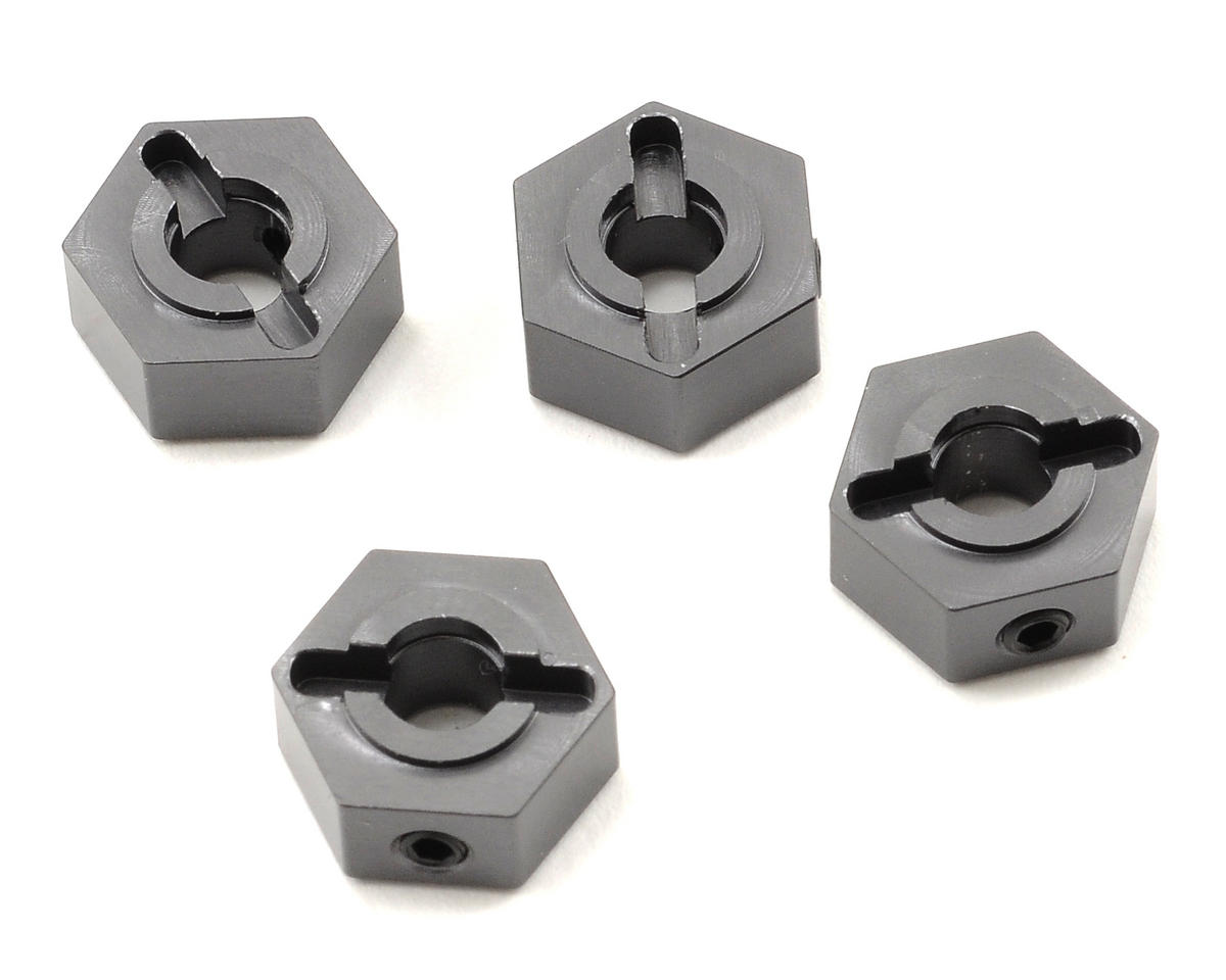 ST Racing Concepts Aluminum Lock-pin style Hex Adapter Set (4)