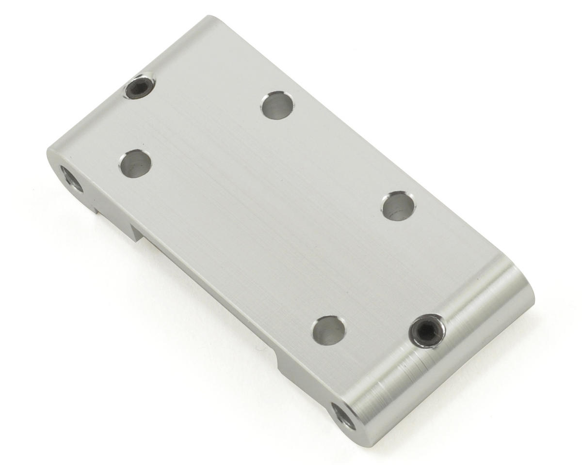 Aluminum HD Front Bulkhead (Silver) by ST Racing Concepts