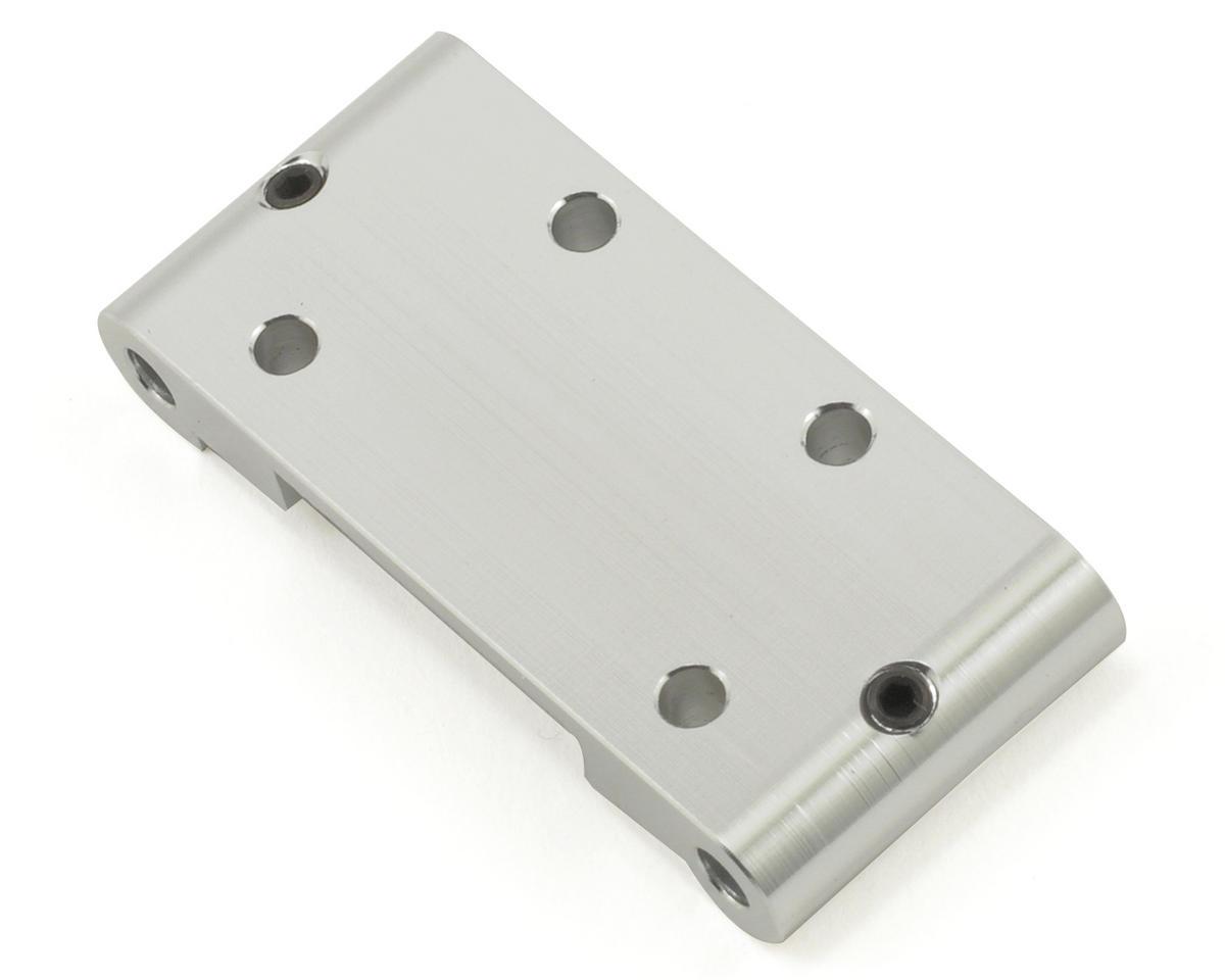 ST Racing Concepts Aluminum HD Front Bulkhead (Silver)