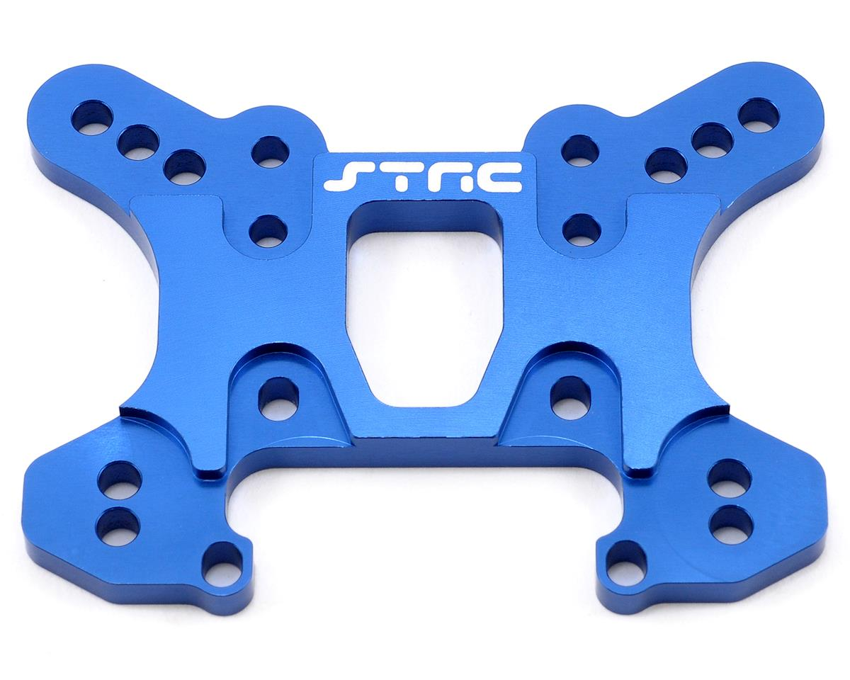 Aluminum HD Front Shock Tower (Blue) by ST Racing Concepts