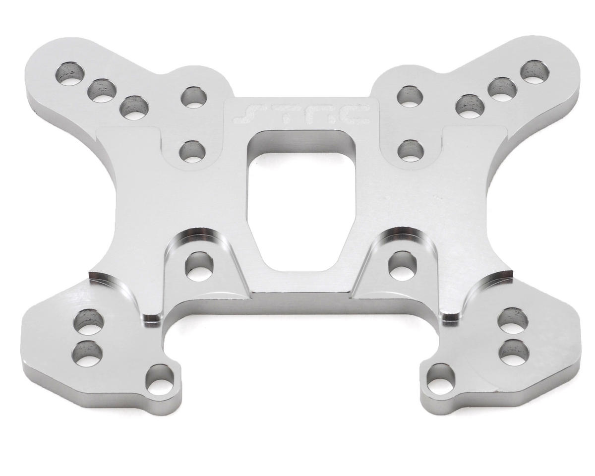 Aluminum HD Front Shock Tower (Silver) by ST Racing Concepts
