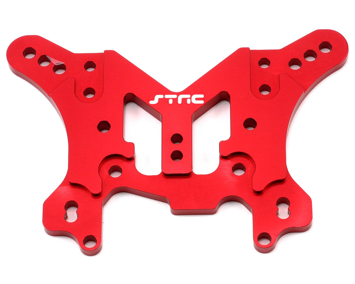 ST Racing Concepts Aluminum HD Rear Shock Tower (Red)