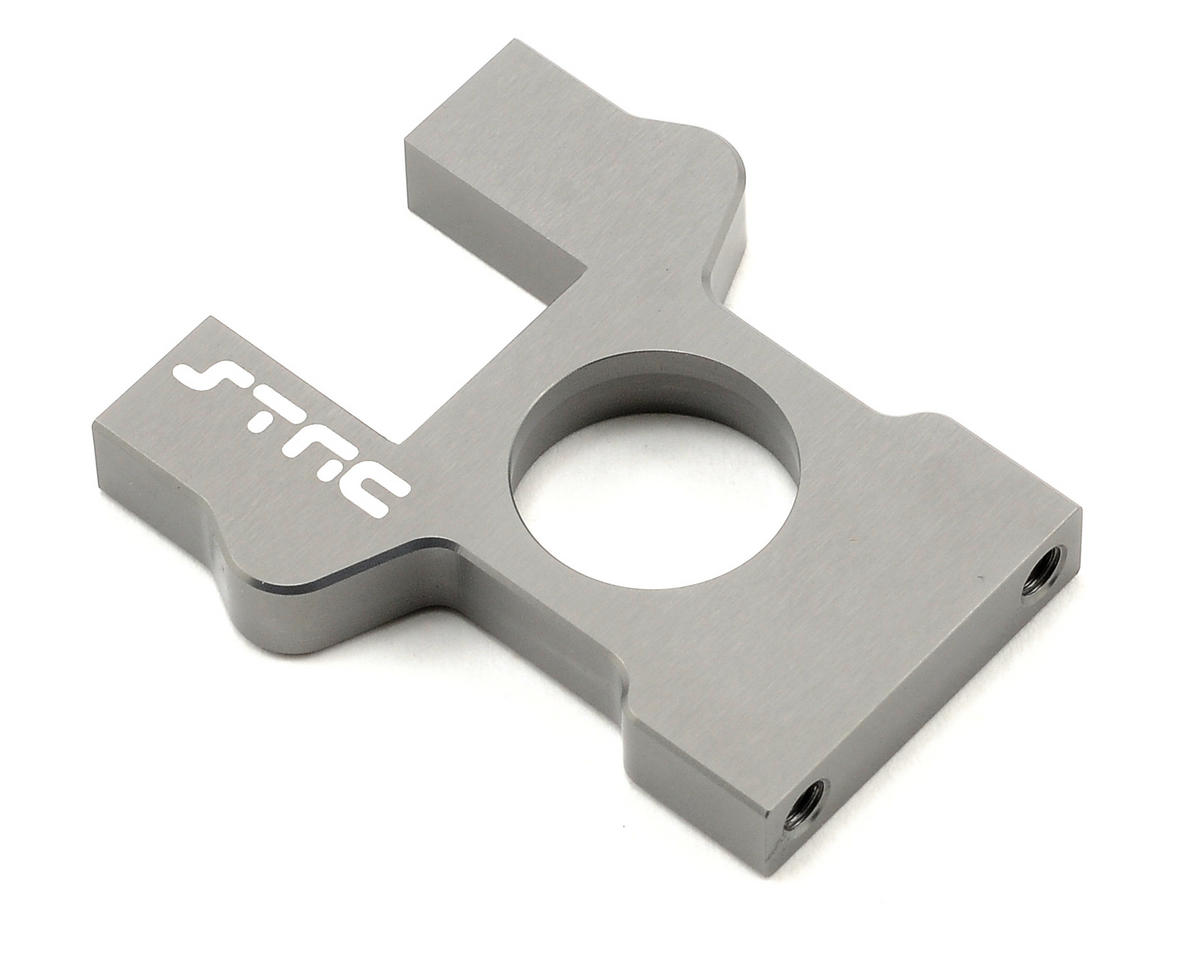 ST Racing Concepts Aluminum Center Differential Bulkhead (Gun Metal)
