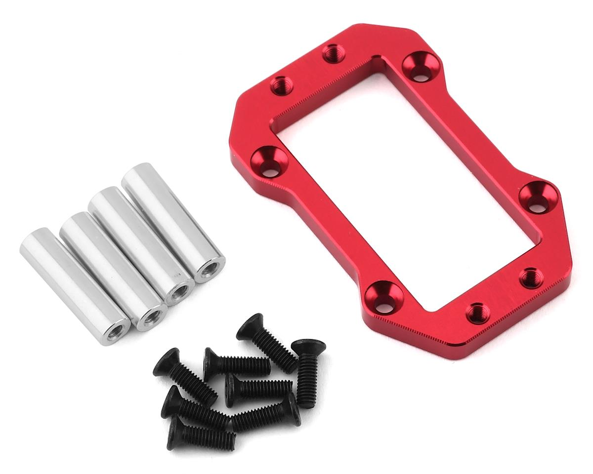 ST Racing Concepts Arrma Outcast 6S Aluminum Steering Servo Mounting Plate (Red) | alsopurchased