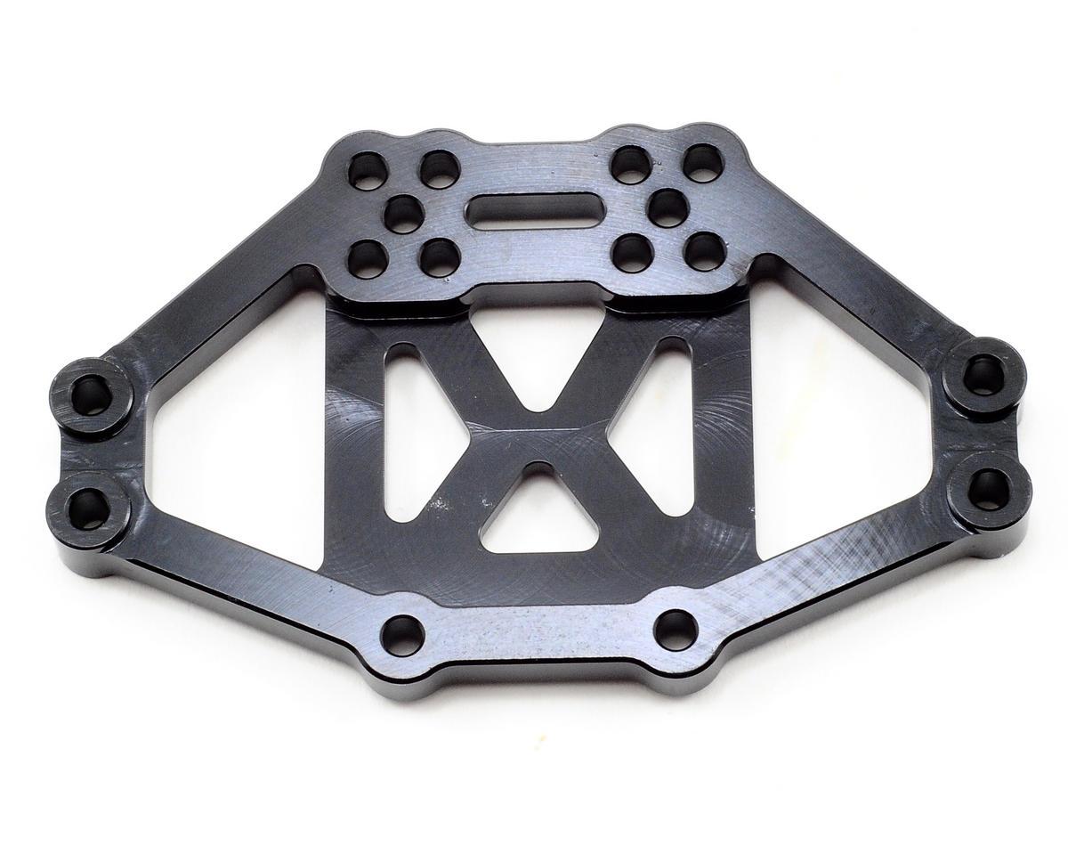 ST Racing Concepts Aluminum Servo Bed (Black)