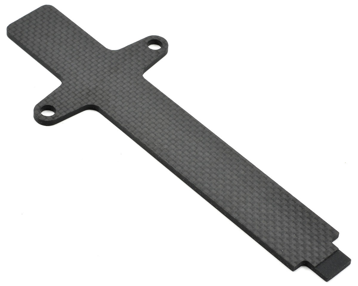 ST Racing Concepts 3mm Carbon Fiber Extended Battery Hold Down Plate