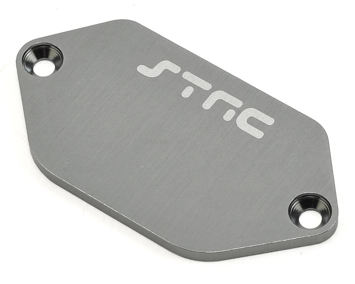 ST Racing Concepts Vaterra Ascender Aluminum Electronic Plate (Gun Metal)