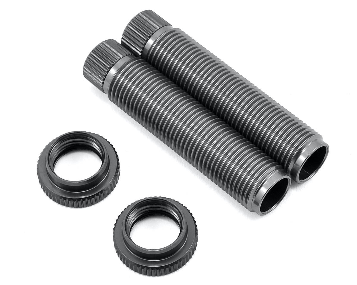 ST Racing Concepts Ascender Aluminum Threaded Shock Bodies (2) (Gun Metal)