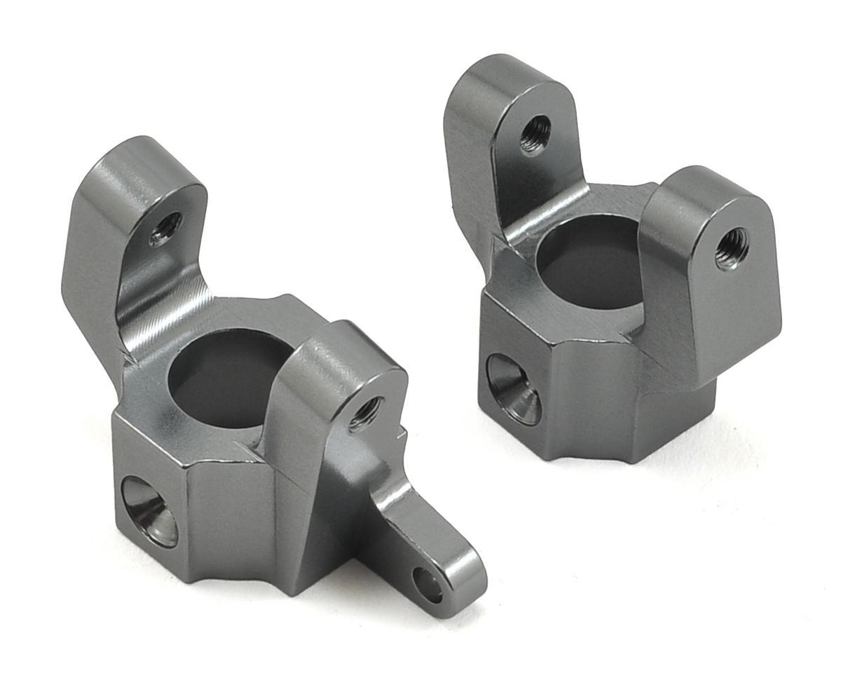 ST Racing Concepts Vaterra Ascender Aluminum C-Hubs (2) (Gun Metal)