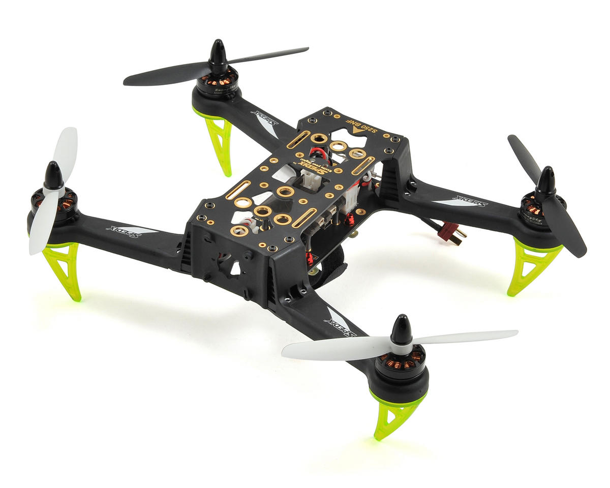 Spedix S250 Bind and Fly Quadcopter Drone