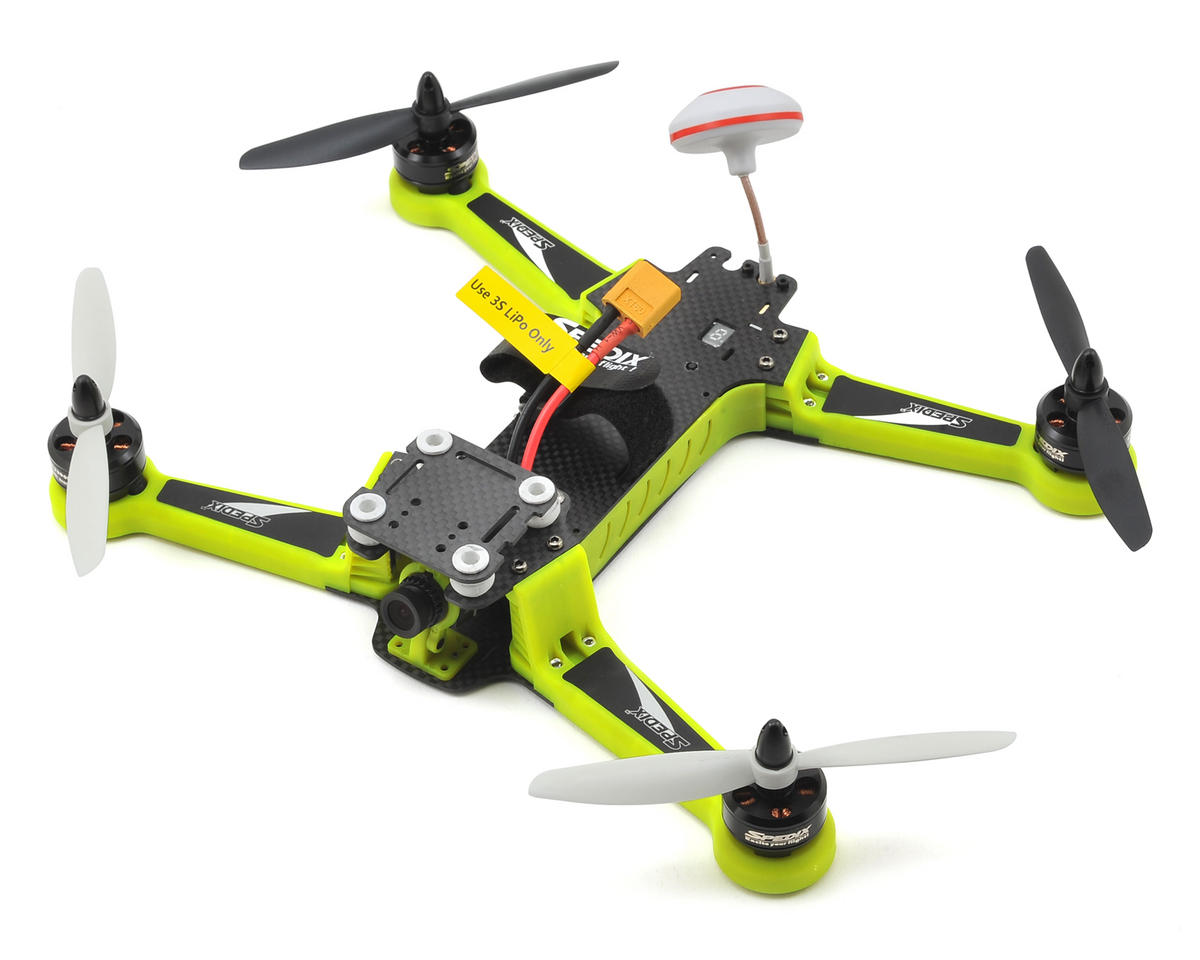 S250 Pro Bind and Fly FPV Drone Kit by Spedix