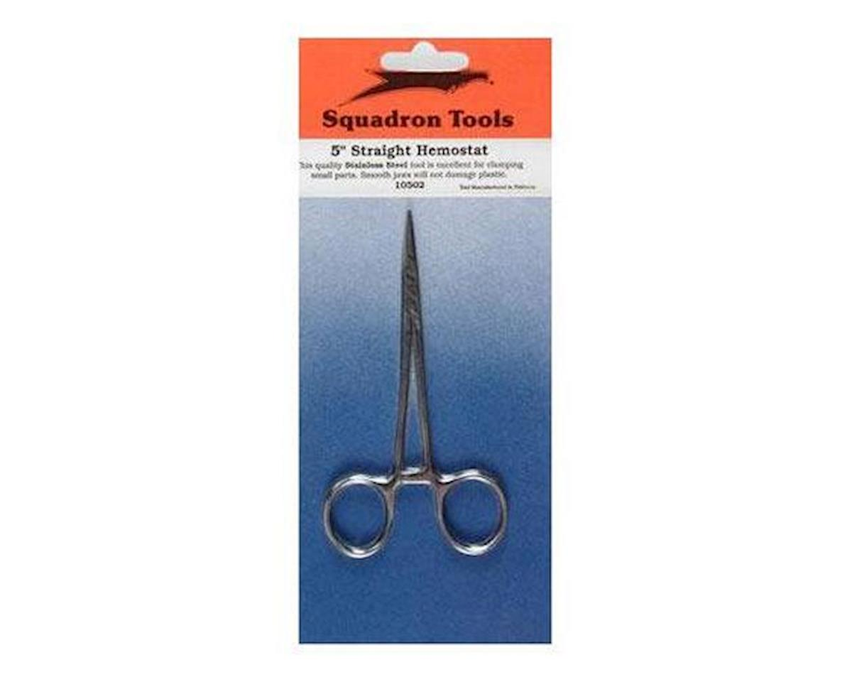 Squadron Products Straight Hemostat 5