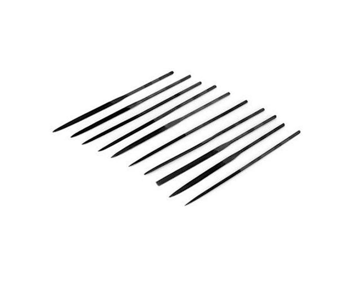 Squadron Products 10 PC NEEDLE FILE SET