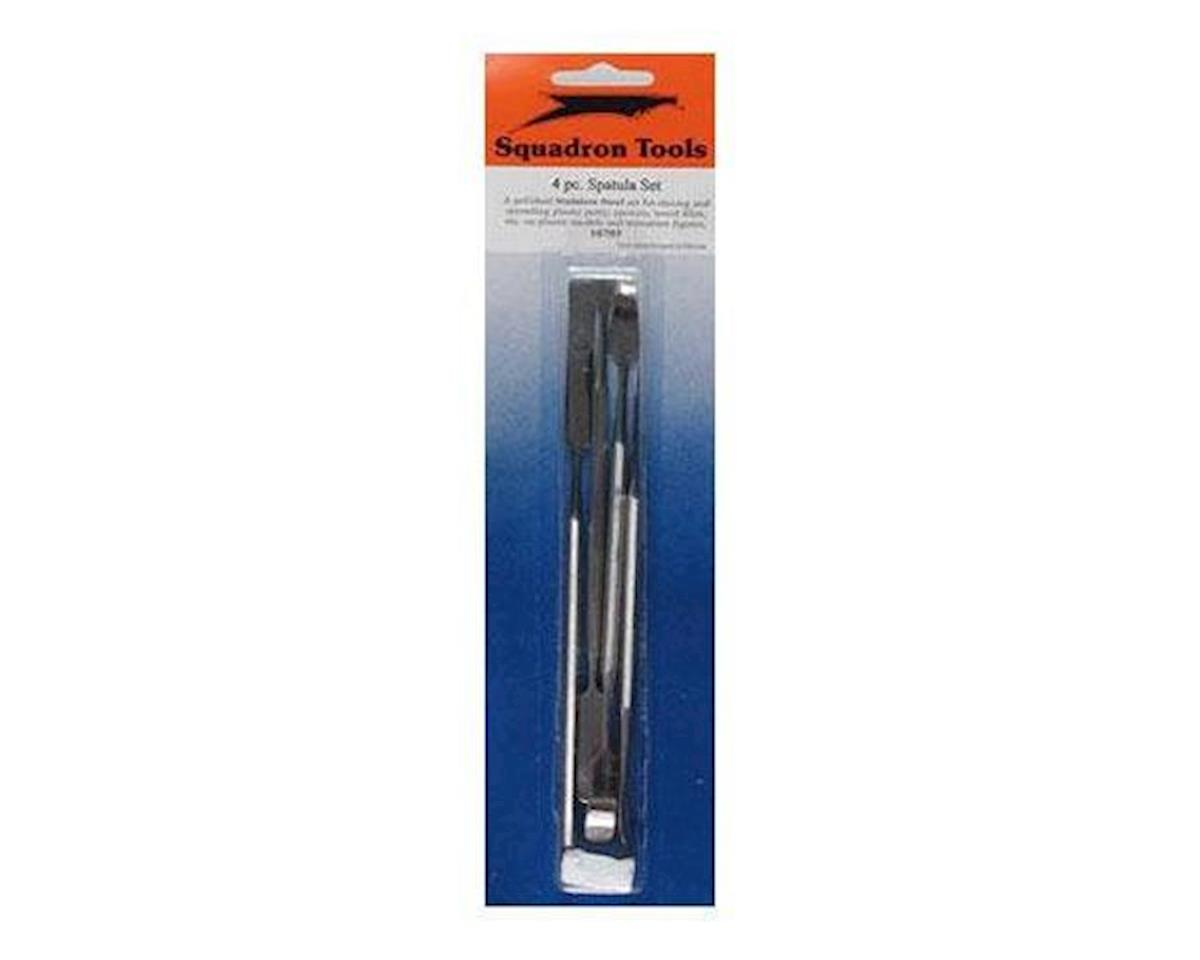 Spatula Set, Stainless by Squadron Products