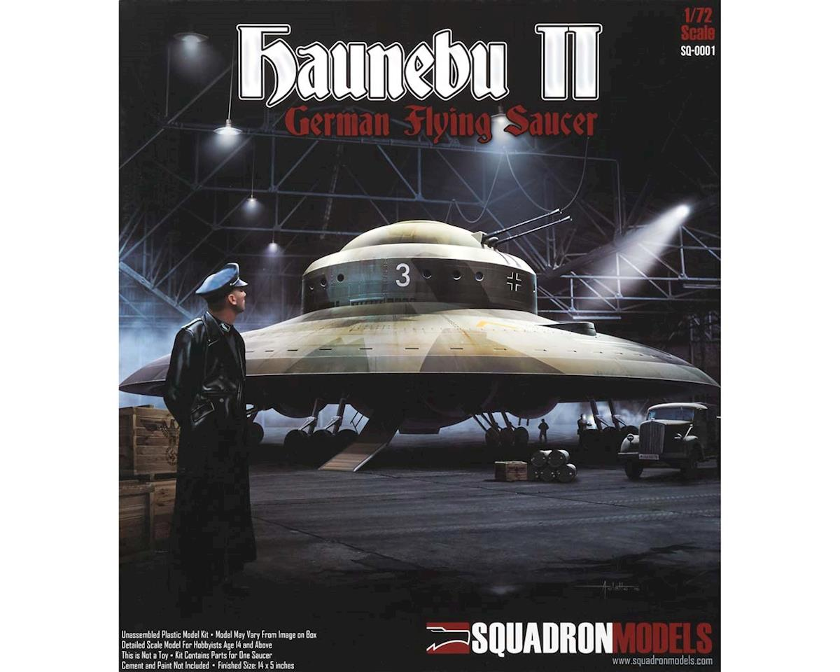 Squadron Products 1/72 Haunebu II Flying Saucer