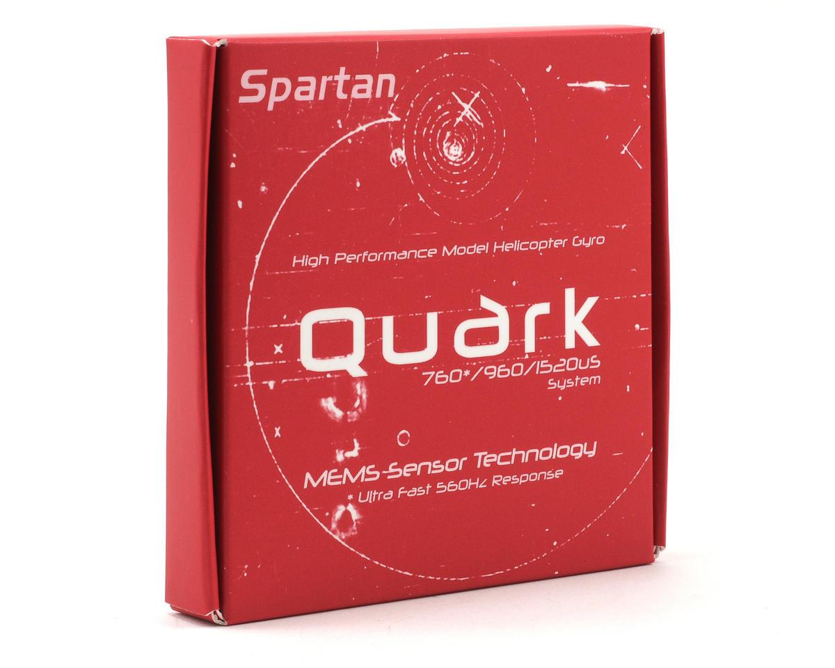 Spartan RC Quark MEMS AVCS Gyro (Black)