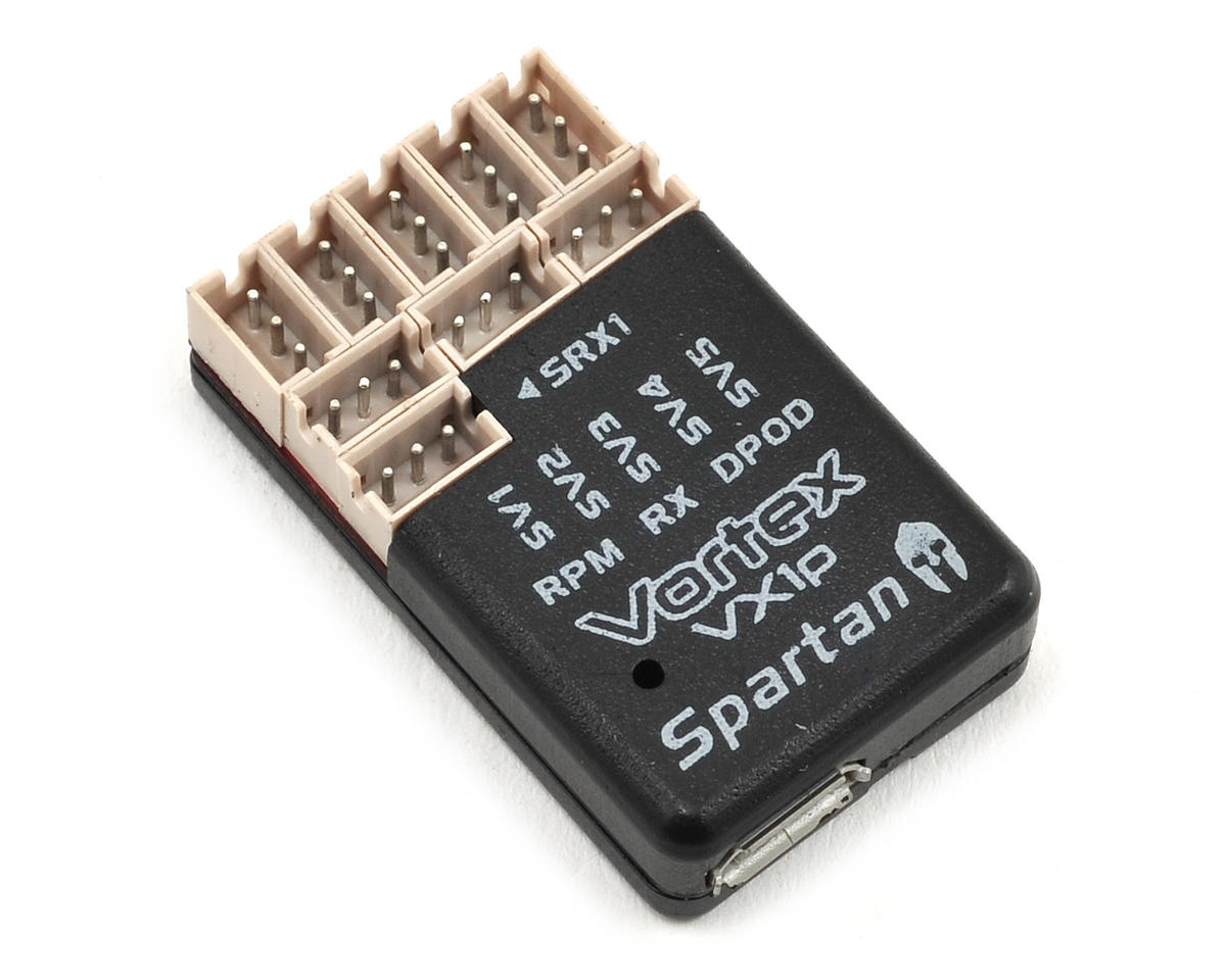 "Spartan RC Vortex ""Pico"" VX1P Flybarless System (Oxy Heli OXY 2)"