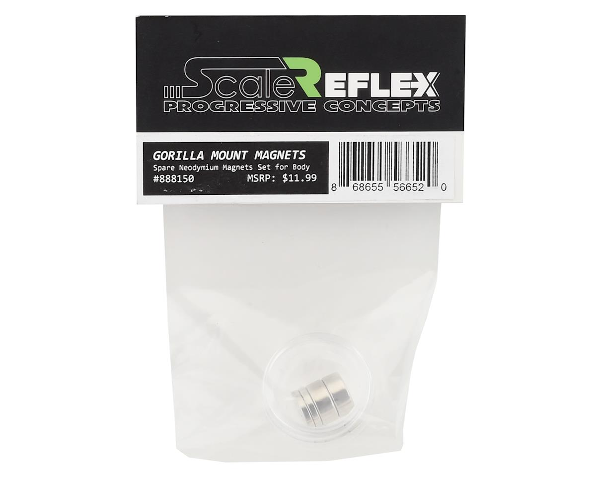 Scale Reflex Gorilla Mount Magnets