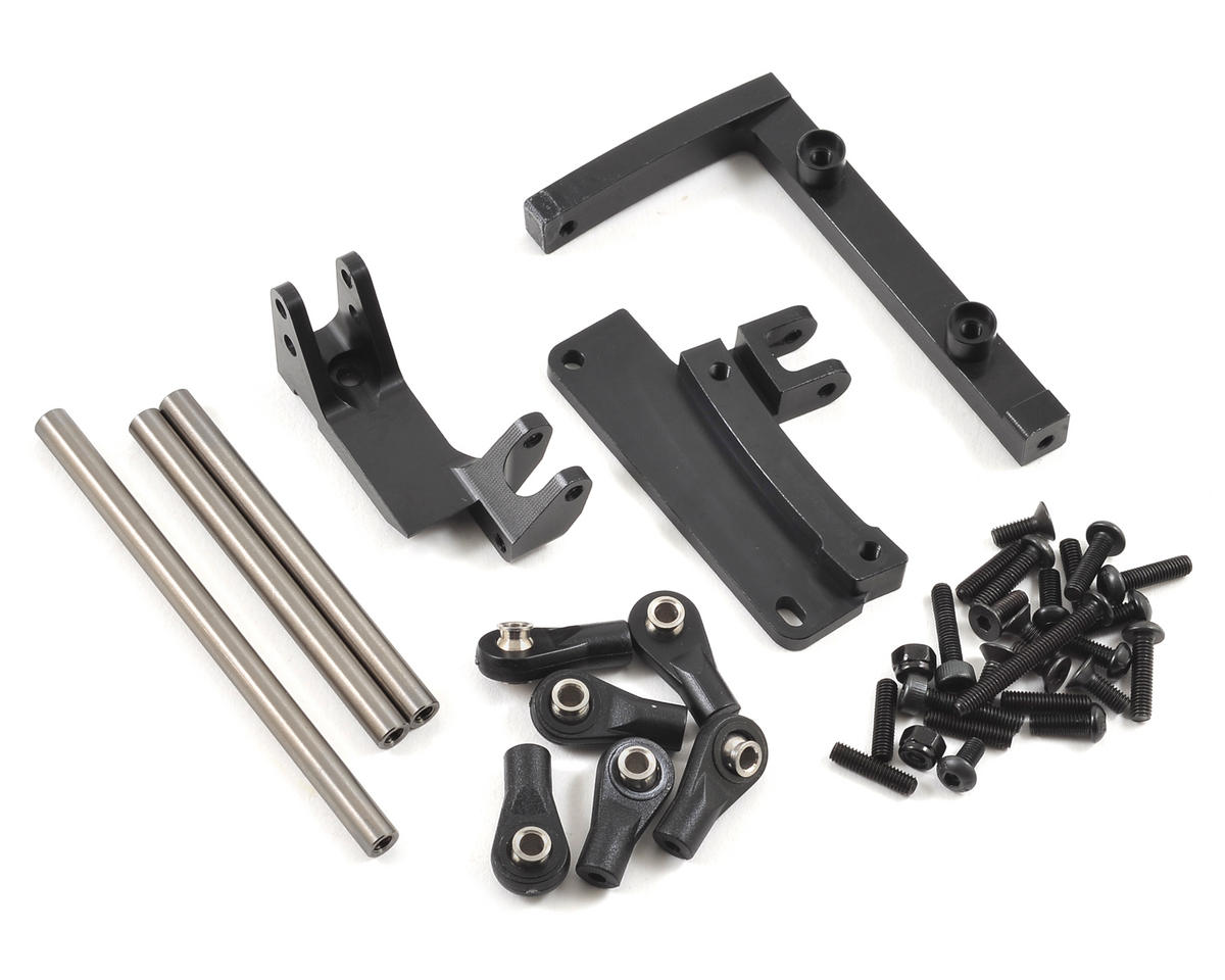 SSD RC SCX10 Chassis Mounted Steering Kit