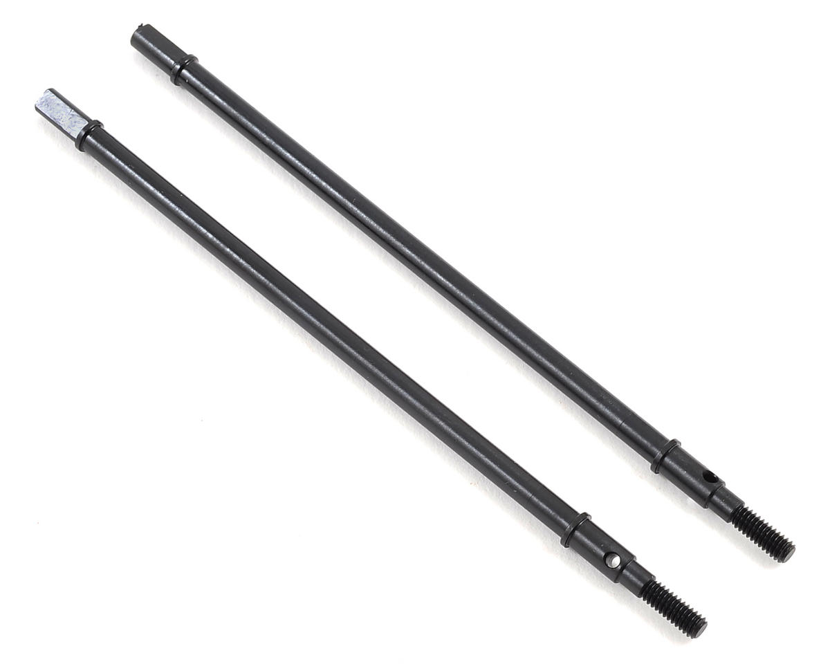 SSD RC Wraith Centered Rear Axle Shaft (2)